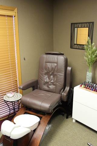Nail Treatment Room