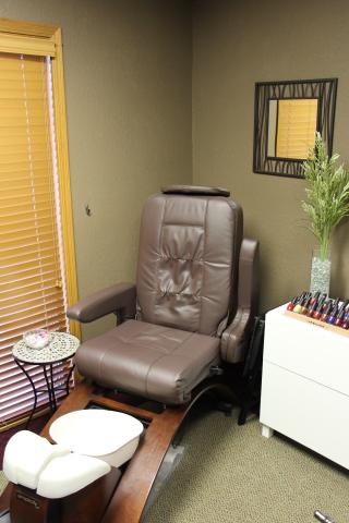 Nail Treatment Room
